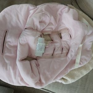 Jjcole collection bundleme winter carseat cover